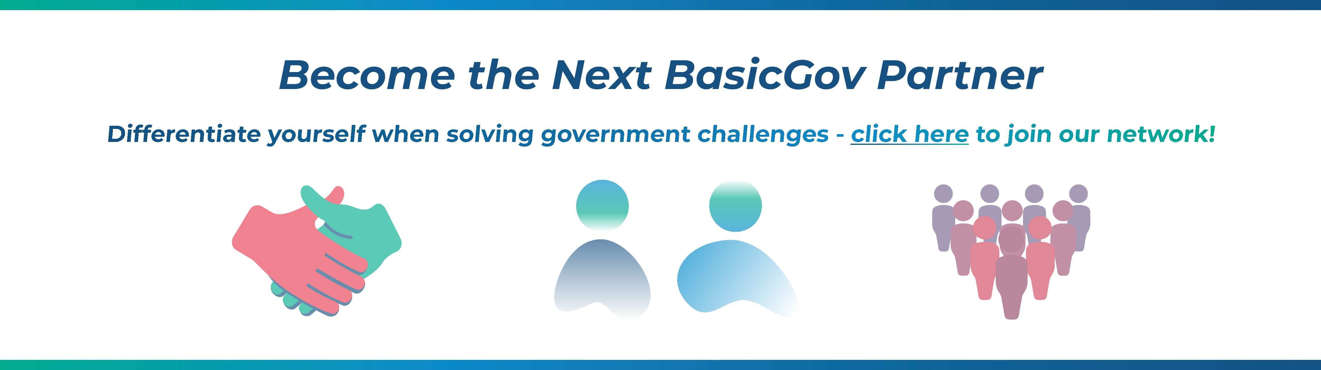 Become the Next BasicGov Partner